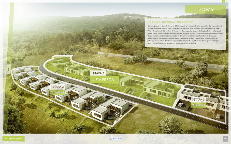 Zelené Terasy Devín